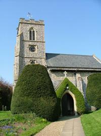 St AndrewBuxton