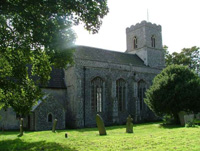 St John the Baptist and St MaryStiffkey